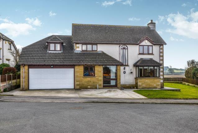 Thumbnail Detached house for sale in Marine Drive, Hest Bank, Lancaster, Lancashire