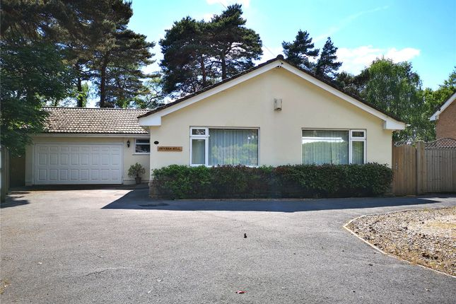 Thumbnail Bungalow for sale in Alton Road, Lower Parkstone, Poole, Dorset