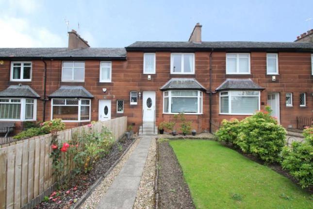 Thumbnail Terraced house for sale in Fenwick Road, Giffnock, East Renfrewshire