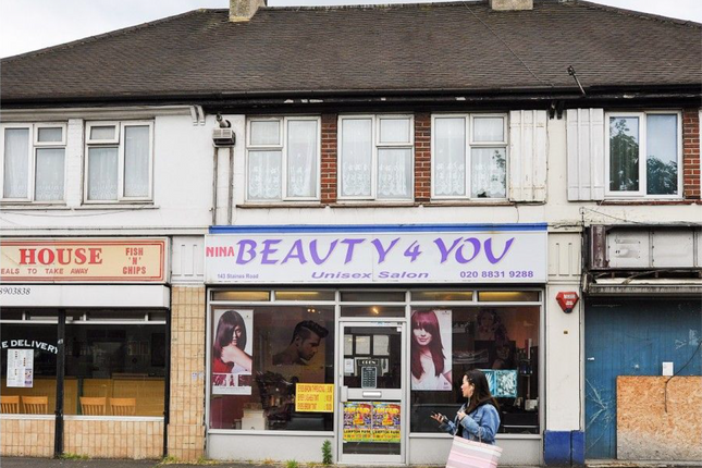 Thumbnail Retail premises for sale in Staines Road, Feltham