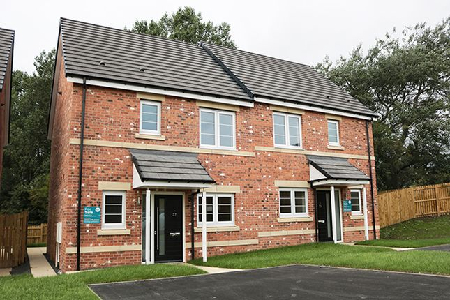 Thumbnail Semi-detached house for sale in Littlewood Close, Meadowfield