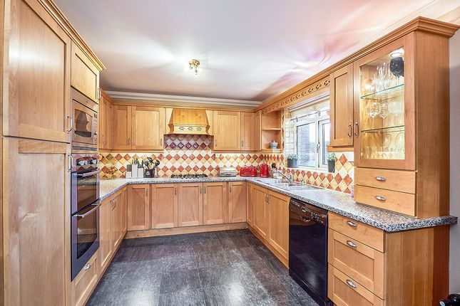 Kitchen of Netherfield Close, Summer Grove, Hensingham, Whitehaven CA28
