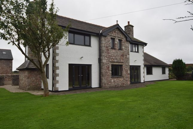 Thumbnail Detached house for sale in Newton Cross Road, Newton In Furness, Barrow-In-Furness