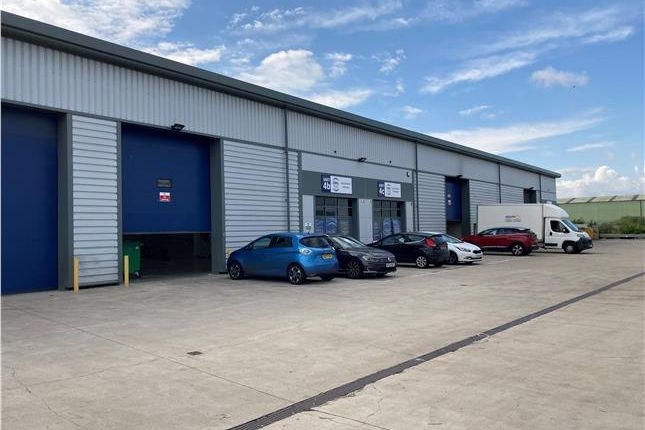Thumbnail Industrial to let in Silk Road, Doncaster