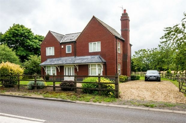 Thumbnail Detached house for sale in Bursnips Road, Essington, Wolverhampton, Staffordshire