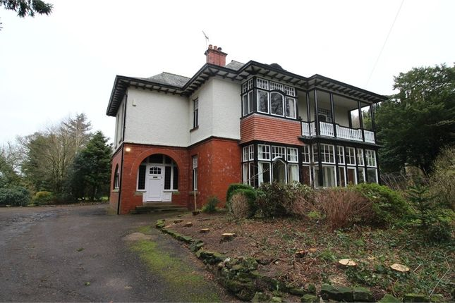 Thumbnail Detached house for sale in Station Road, Brampton, Cumbria