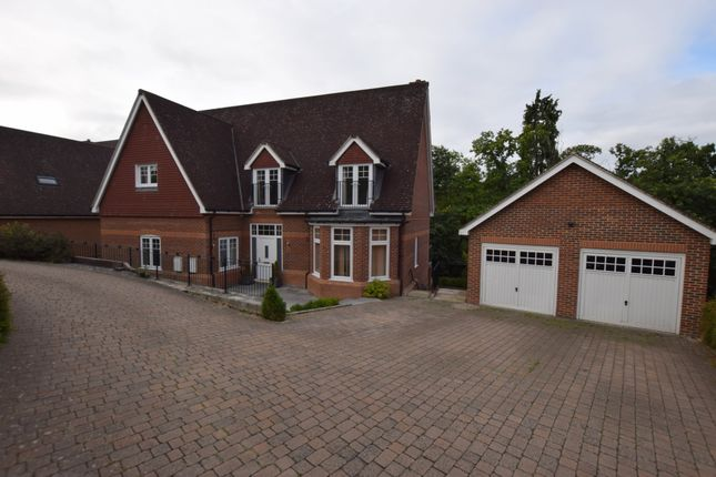 Thumbnail Detached house for sale in Ibworth Lane, Fleet