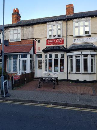 Thumbnail Restaurant/cafe to let in Coton Lane, Erdington, Birmingham