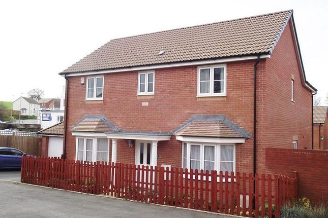 Thumbnail Detached house for sale in Thistle Close, Highweek, Newton Abbot
