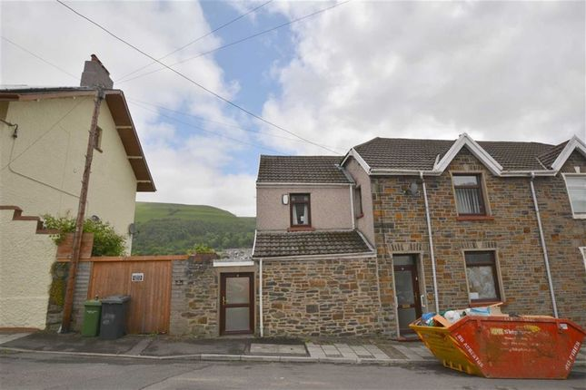 Thumbnail Semi-detached house to rent in High Street, Mountain Ash, Rhondda Cynon Taff