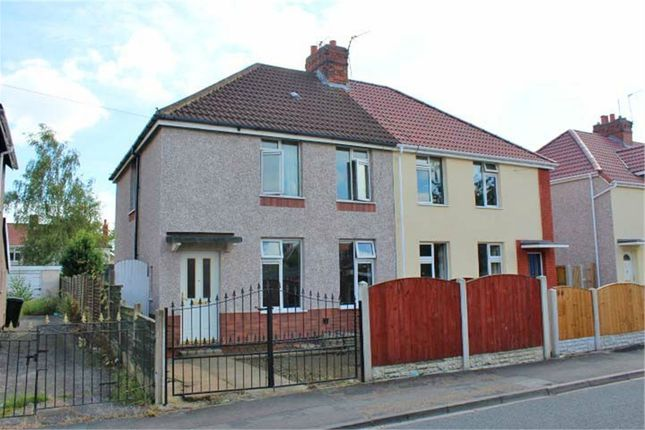 Thumbnail Semi-detached house for sale in Daw Lane, Bentley, Doncaster, South Yorkshire