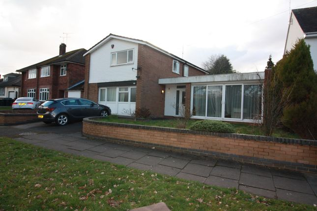 Thumbnail Property for sale in Tutbury Avenue, Canley, Coventry