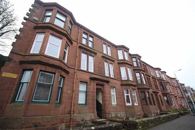 Thumbnail Flat for sale in Brougham Street, Greenock, Renfrewshire