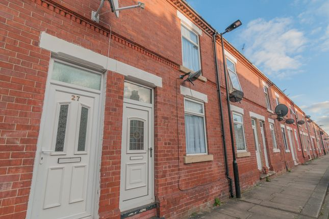 Front of Spansyke Street, Doncaster DN4