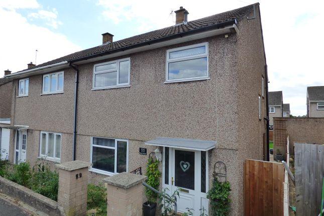 Thumbnail Property to rent in Hazel Avenue, Caldicot