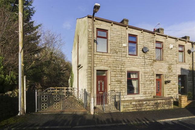 Thumbnail End terrace house to rent in Hightown Road, Whitewell Bottom, Rossendale