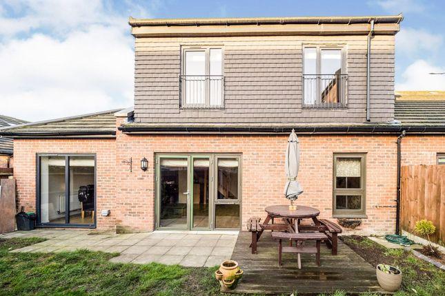 Thumbnail Semi-detached bungalow for sale in Morel Mews, Dagenham
