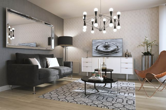 Thumbnail Flat for sale in Quayle Crescent, Whetstone, London