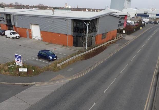 Thumbnail Light industrial to let in Unit 9, Sovereign Way, Maritime Business Park, Wallasey, Wirral