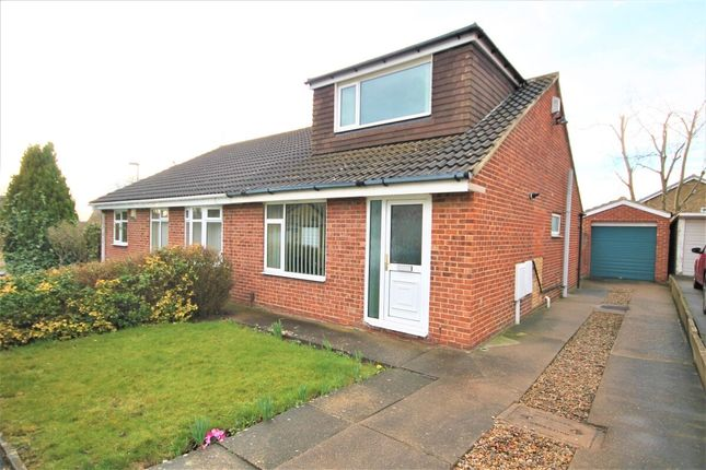 Thumbnail Semi-detached house for sale in Gore Sands, Acklam, Middlesbrough