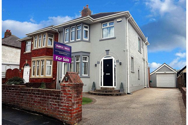 Thumbnail Semi-detached house for sale in Glenmere Crescent, Thornton-Cleveleys