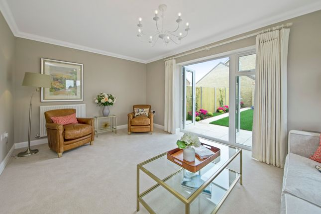 Thumbnail Semi-detached house for sale in The Fifield, Fleet Road, Hartley Wintney, Hampshite