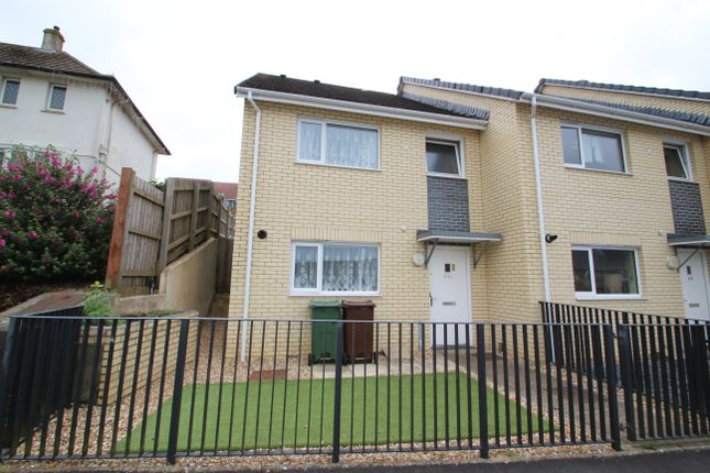 3 bed end terrace house for sale in Foulston Avenue, Plymouth