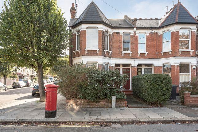 Thumbnail Flat to rent in Albert Road, Alexandra Park, London