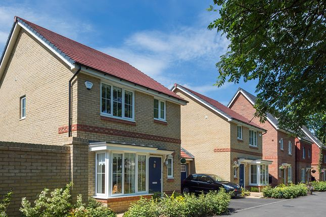 Thumbnail Detached house for sale in Silkin Park, Hinkshay Road, Telford
