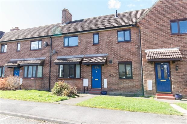 Thumbnail Terraced house to rent in Hambleton Road, Catterick Garrison