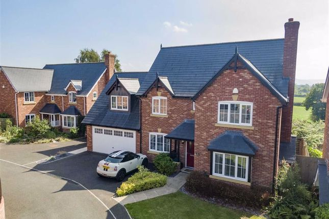 4 bed detached house for sale in Parc Llwyfen, Llanymynech SY22