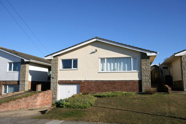 Thumbnail Detached bungalow to rent in Wicklands Avenue, Saltdean, Brighton, East Sussex