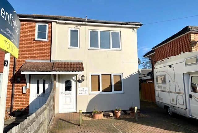 Thumbnail Flat to rent in South East Road, Southampton