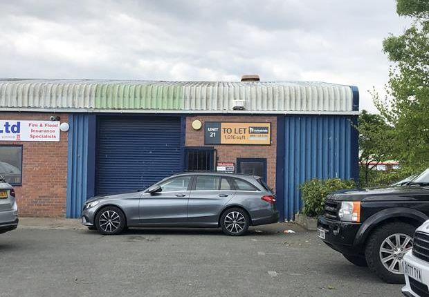 Thumbnail Light industrial to let in & 12 Tir Llwyd Industrial Estate, St Asaph Avenue, Rhyl, Dennbighshire