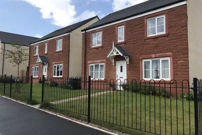 """Thumbnail Detached house for sale in """"Chedworth """" at Admiral Way, Carlisle"""