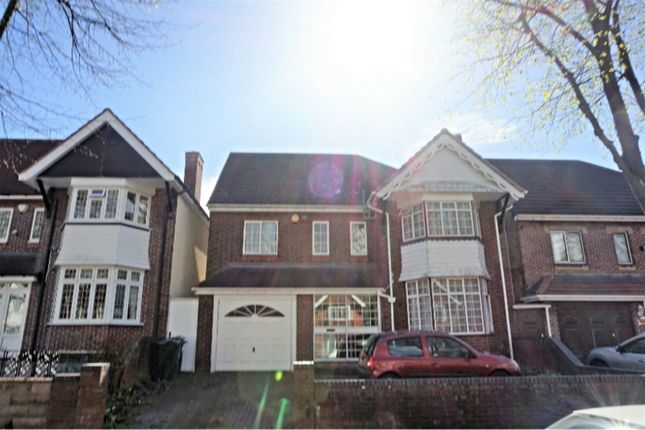Thumbnail Detached house for sale in Wadhurst Road, Birmingham