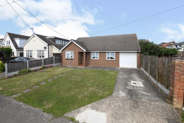 Thumbnail Bungalow for sale in Billericay, Essex, .
