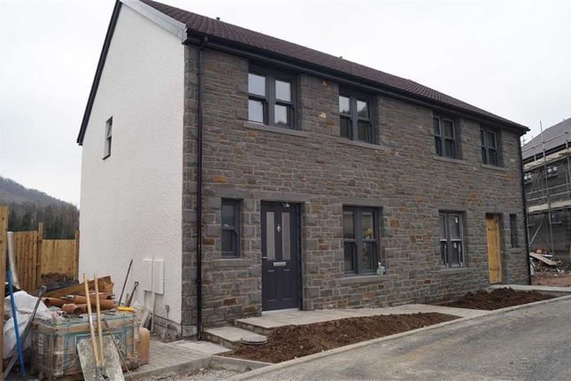 Thumbnail Semi-detached house for sale in Cardiff Road, Mountain Ash