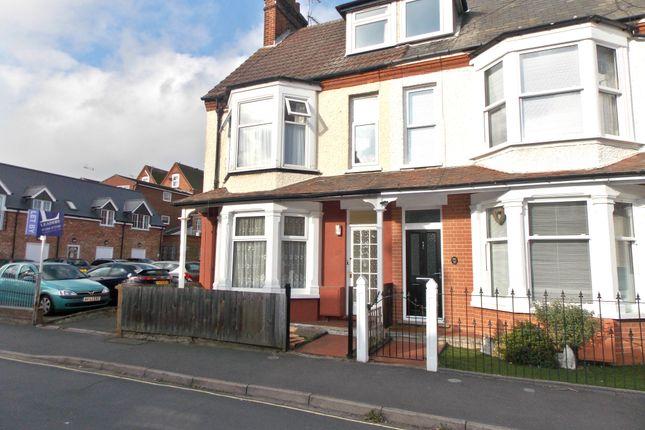 Thumbnail Flat to rent in Victoria Street, Felixstowe