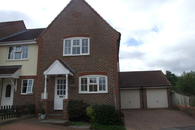 Thumbnail Semi-detached house to rent in Spinage Close, Faringdon
