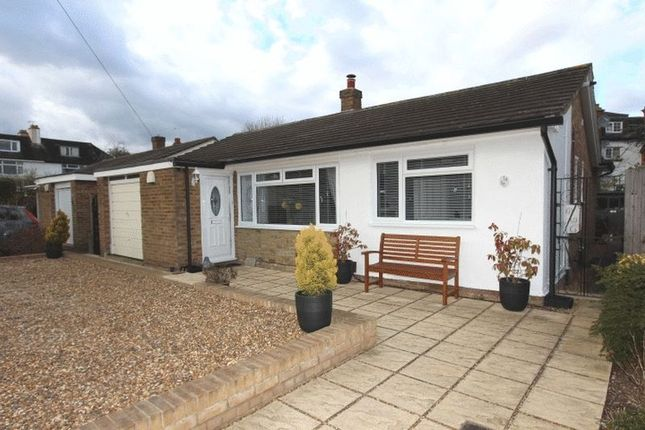 Thumbnail Detached bungalow for sale in Chudleigh Gardens, Sutton