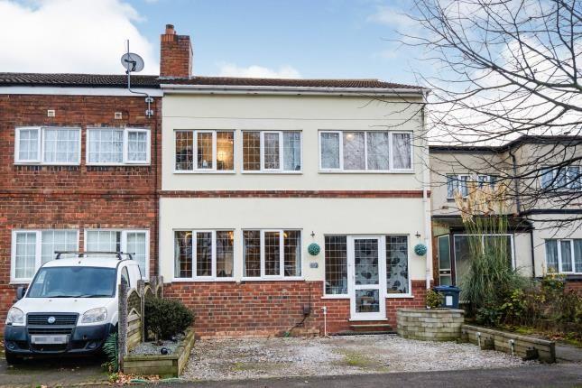 Thumbnail End terrace house for sale in Common Lane, Sheldon, Birmingham, West Midlands