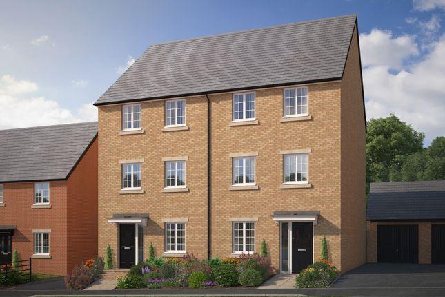 Thumbnail Semi-detached house for sale in Laverton Road, Hamilton, Leicestershire