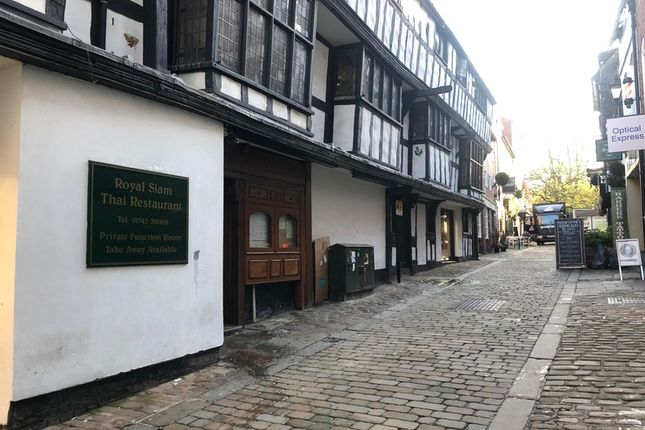 Thumbnail Industrial to let in Butcher Row, Shrewsbury