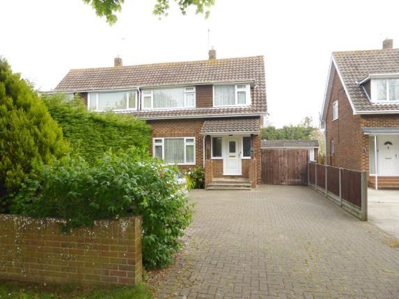 Thumbnail Semi-detached house for sale in Littlestone Road, Littlestone, New Romney, Kent