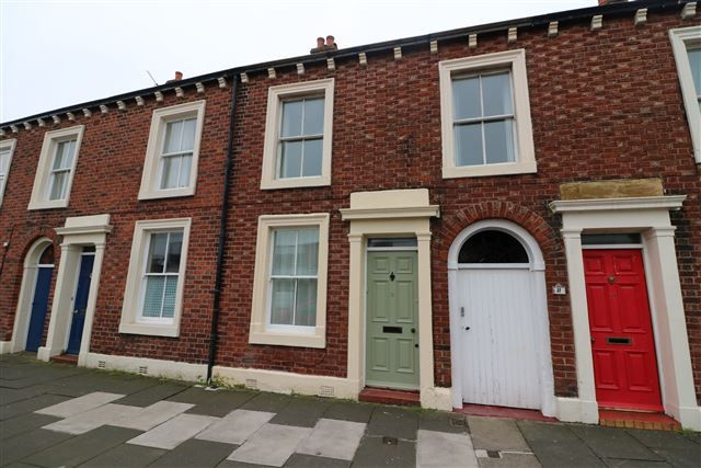 Thumbnail Terraced house to rent in St. Nicholas Street, Carlisle, Cumbria