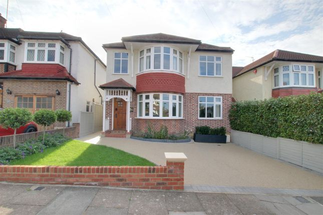 Thumbnail Detached house for sale in Broadfields Avenue, London