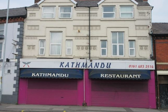 Thumbnail Restaurant/cafe for sale in Partridge Court, Buxton Road, Stockport
