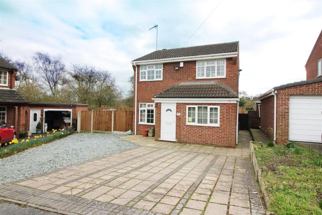 Thumbnail Detached house for sale in Bramcote Drive, Retford