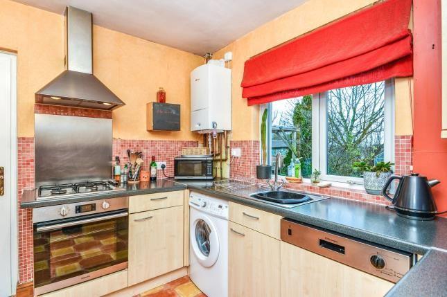 Kitchen of Banks Crescent, Heysham, Morecambe, Lancashire LA3